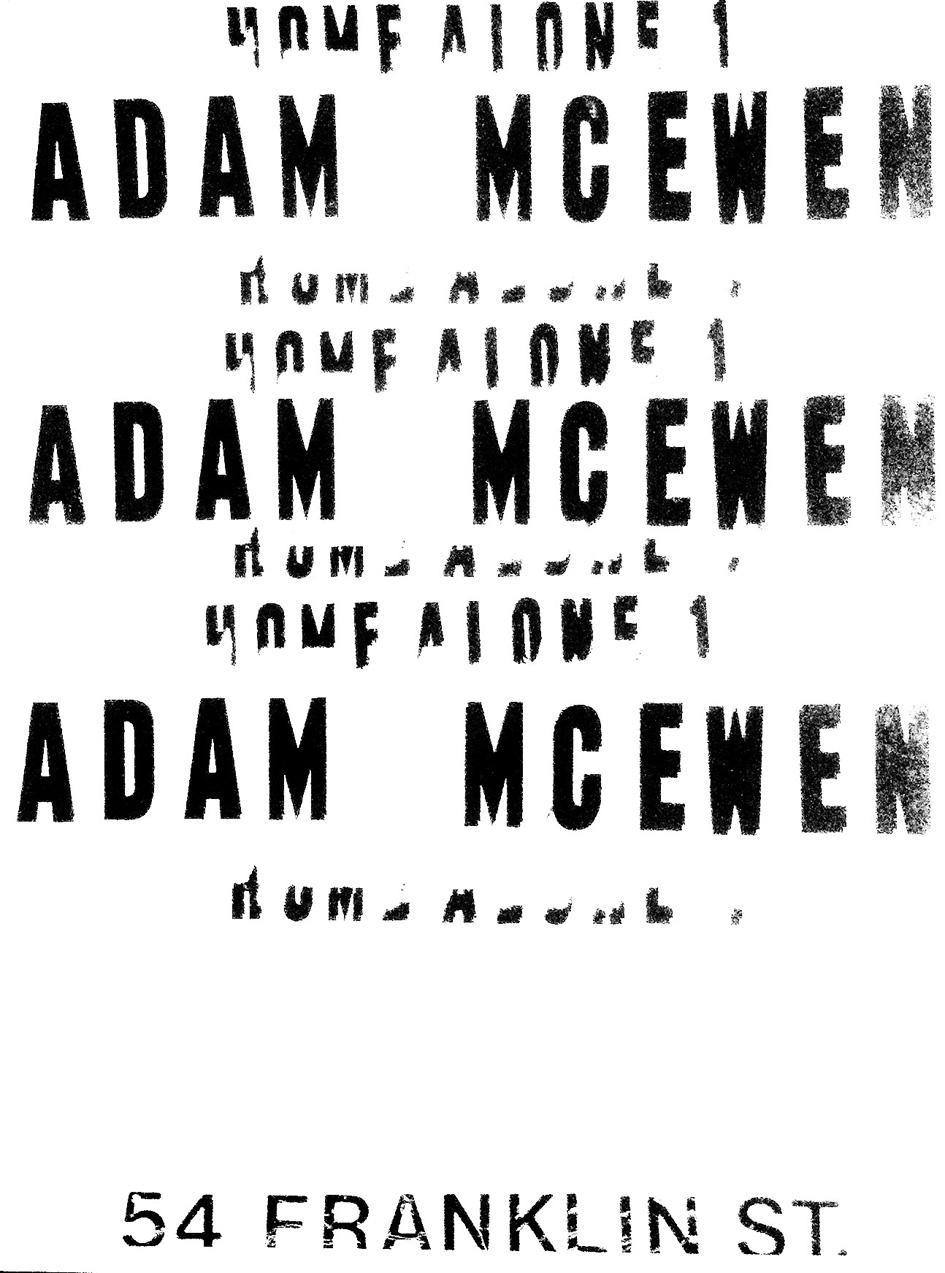 AdamMcEwen_HomeAlone
